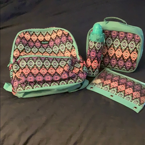 Justice Other - JUST REDUCED Justice backpack set